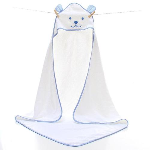 100% Cotton Baby Bath Towel Newborn Baby Towel Comfortable