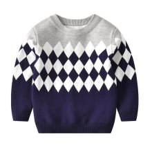 children sweater boys cotton Pullover boy baby sweater