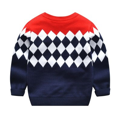 children sweater boys cotton Pullover boy baby sweater