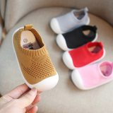 Baby First Walkers Breathable Infant Toddler Casual Mesh Shoes Soft Bottom Comfortable Non-slip Shoes