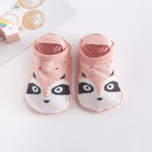 Animal Baby Socks Anti Slip Socks Shoes Cotton Newborns Infant Floor Socks