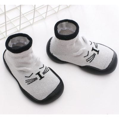 Baby Toddler Shoes Baby Non-slip Animal Style Thickening Sock Floor Shoes