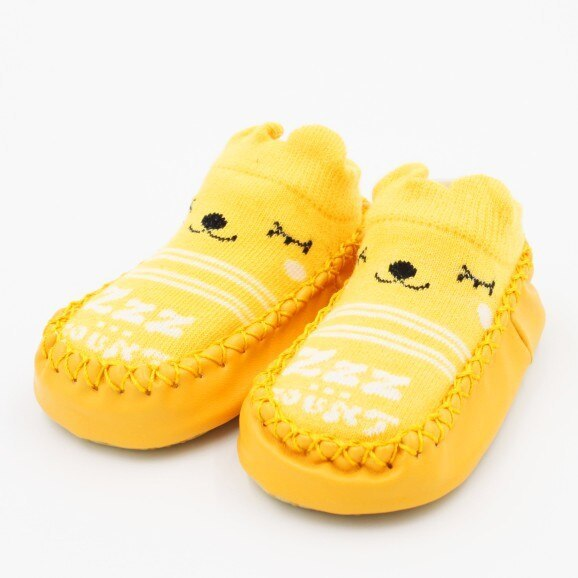 Infant First Walkers Leather Baby Shoes Cotton Newborn Toddler Soft Sole Babies Shoes