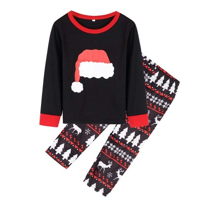 Christmas Family Clothes Mother Daughter Father Son Pajamas Outfits Family Look Sleepwear