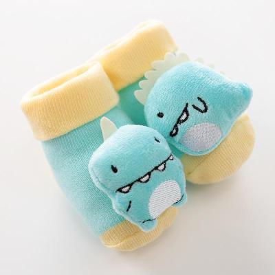 Cartoon Baby Socks Anti-Slip Newborn baby Socks Cute Floor Cotton Socks