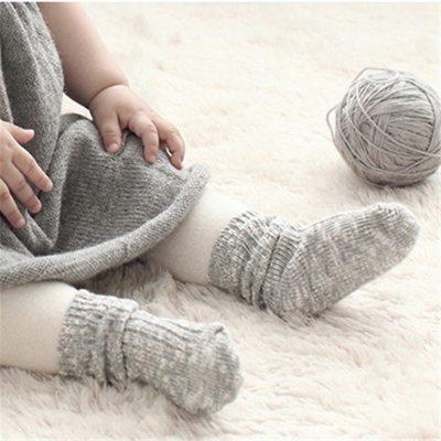 Baby Socks Fashion Lovely Soft Newborn Toddler Infant Kids Non Slip Socks
