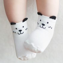 Cotton Baby Socks Newborn Infant Toddler Floor Socks For 0-12 Months Kids