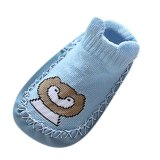 Newborn Baby Socks Cartoon Animal Baby Anti-Slip Socks Slipper Shoes