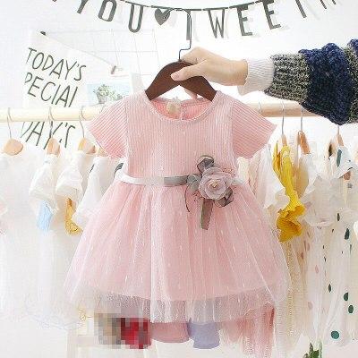 Newborn Baby Girl Dress Fashion Cute Princess Baby Dress Infant Clothing Toddler Dresses