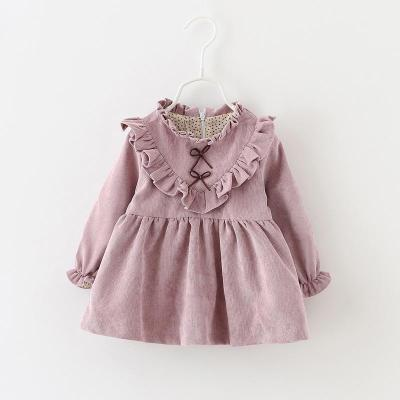Winter Newborn Dress Infant Baby Clothes Dress For Girl Clothing Princess Party Christmas Dresses