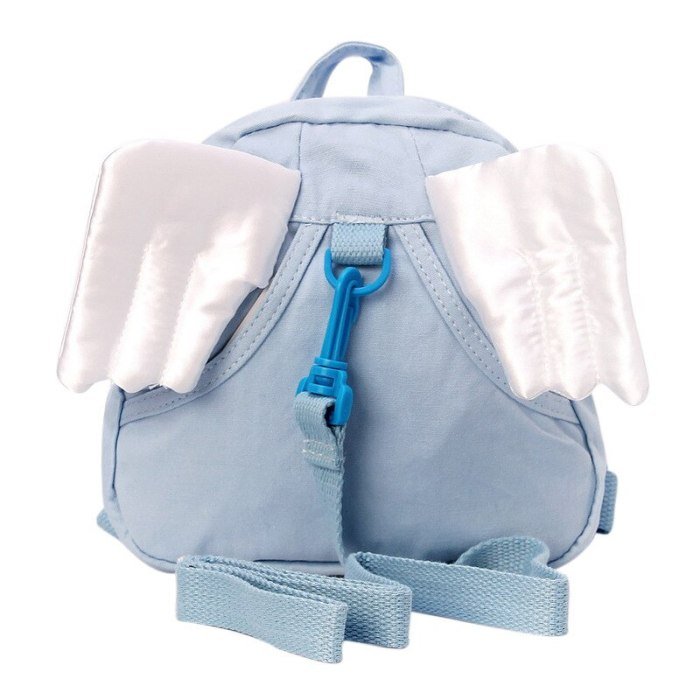 Children's Cartoon Baby Harness Toddler Safety Anti-lost Strap Walking Belt Backpack With Leash