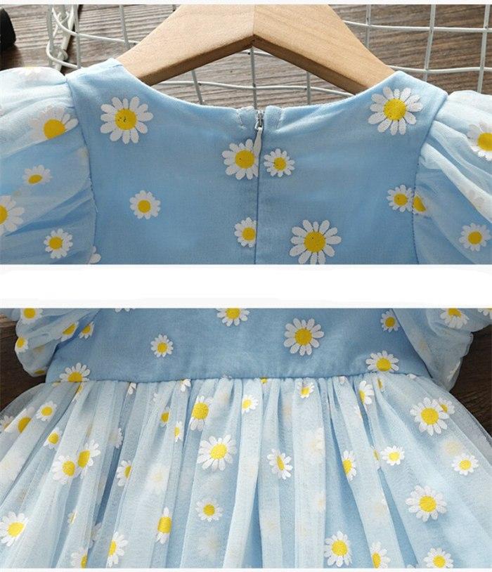 Princess Baby Girl Dress Party Birthday tutu Dress  Wedding Dresses for Newborn Clothes