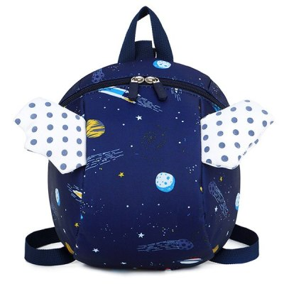 Cute Baby Safety Harness Backpack Toddler Anti-lost Leash Bag Children Schoolbag