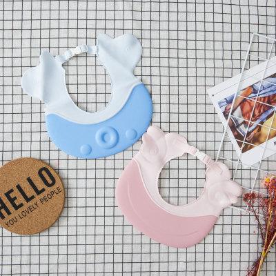 Baby Shampoo Cap Cute Wing Animal Baby Shampoo Hats Toddler Wash Hair Shield Kids Direct Visor Caps