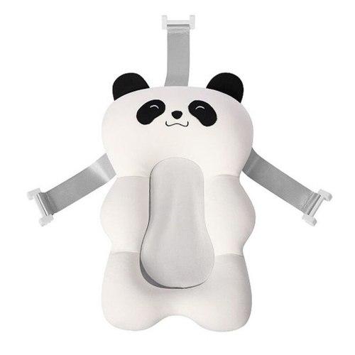 Foldable Bath Pillow Baby Bath Tub Pad Non-Slip Shower Seat Mat Newborn Safety Security Bath Support Cushion