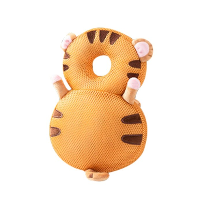 Baby Anti-fall Pillow Baby Head Protection Pad Cartoon Child Protection Head and Back Pillow