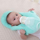 Portable Multifunctional Nursing Breastfeeding Baby Sitting Learning Pillow Memory PP Cotton Pillow Head Support