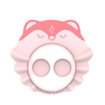 Adjustable Baby Shampoo Cap Durable kids Bath Visor baby ear protection hat Hair Wash Shield