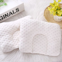 Newborn Baby Shaping Pillow Cushion Toddler Neck Protection Prevent Flat Head Sleep Nest Pod Anti Roll Pillows