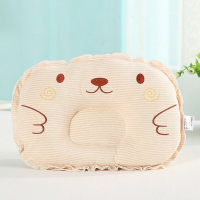 Newborn Baby Shaping Pillow Cushion Toddler Neck Protection Prevent Flat Head Sleep Nest Pod Anti Roll Pillows
