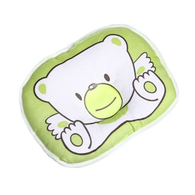 Newborn Baby Sleeping Pillow Positioner Support Pillow Cushion Prevent Flat Head Anti Roll Head Protection
