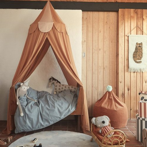 Baby Bed Tent Curtain Mosquito Net Hung Dome Bedding Baby Bed Canopy Tent Room Decor