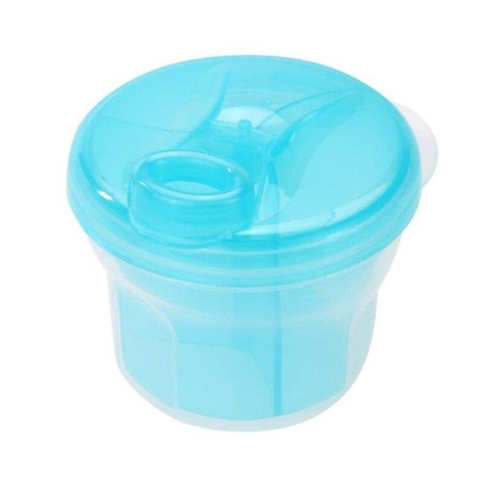 Portable Baby Milk Powder Formula Dispenser Feeding Food Container Mix Storage Box Travel Bottle