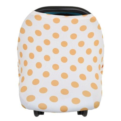 Nursing Breastfeeding Privacy Cover Baby Scarf Infant Car Seat Stroller Breast Feeding Scarf Nursing Covers