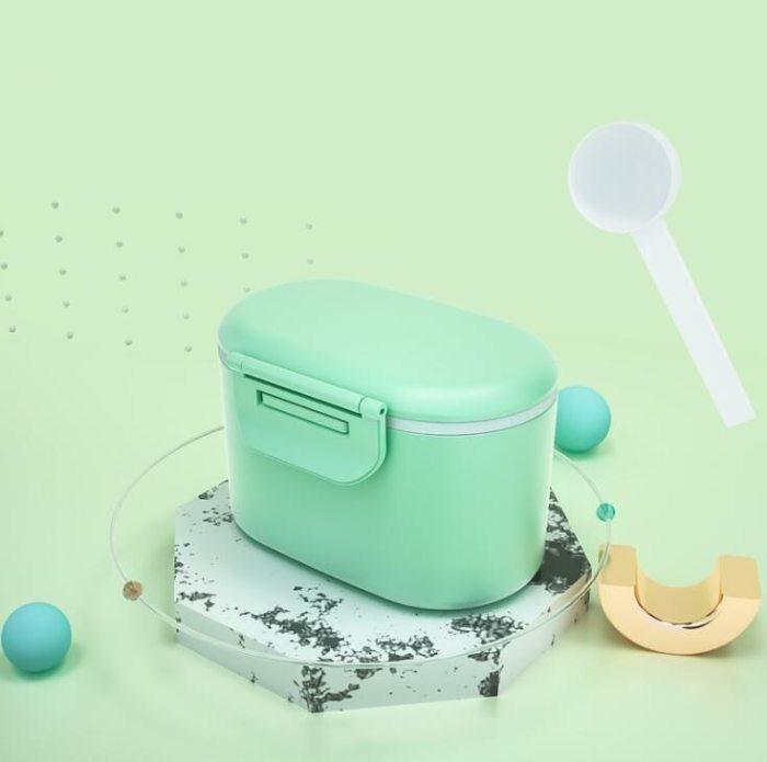 Baby Formula Milk Storage Infants Portable Milk Powder Formula Dispenser Food Container Feeding Box