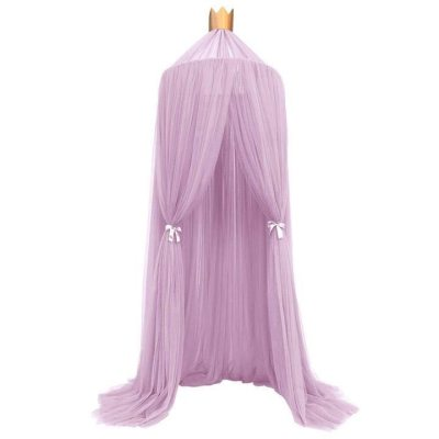 Mosquito Net Hanging Tent Baby Bed Crib Canopy Tulle Curtains for Bedroom