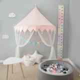 Mosquito Net Baby Bed Canopy Curtains Princess Tent for Girls Play Tent House