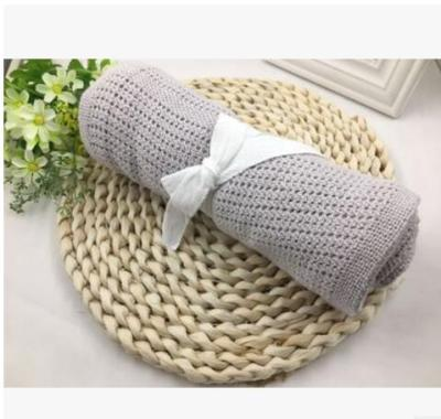 Baby Blanket Cotton Super Soft Kids Month Blankets Newborn Swaddle Infant Wrap Bath Towel Girl Boy Stroller Cover