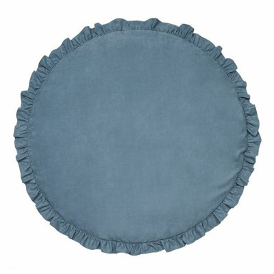 Baby Round Play Mats Soft Cotton Padded Newborn Crawling Mat Infant Play Carpet Kids Room Floor Rugs Nordic Decoration
