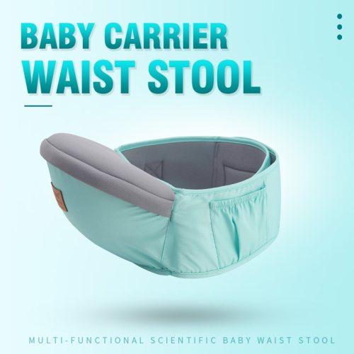 Baby Carrier Waist Stool Walkers Baby Sling Hold Waist Belt Backpack Hipseat Belt Kids Adjustable Infant Hip Seat