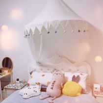 Princess Castle Beds Canopy Children Teepee Tent  Play House Portable Play Tent Cribs Net