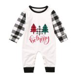 Family Clothes Christmas Pajamas Family Matching Outfits