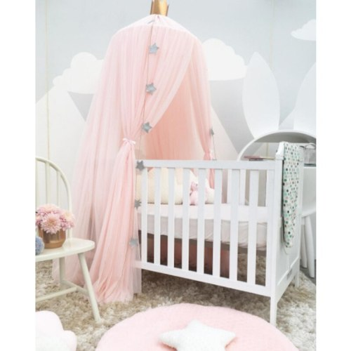 Baby Canopy Tent Mosquito Net Bed Curtain Baby Crib Netting Cot Hung Dome Girl Princess Play Tent