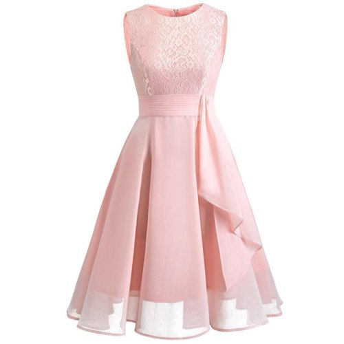 Lace Girls Dress Wedding Party Pageant Formal Dress