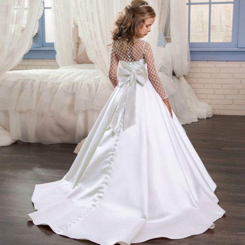 Wedding Flower girls dress Bridesmaid Dress