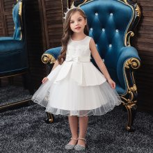 Princess  Kids Dresses For Girls Children's Costume Teenager Prom
