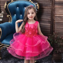Princess Flower Girl Dress Wedding Party Dresses