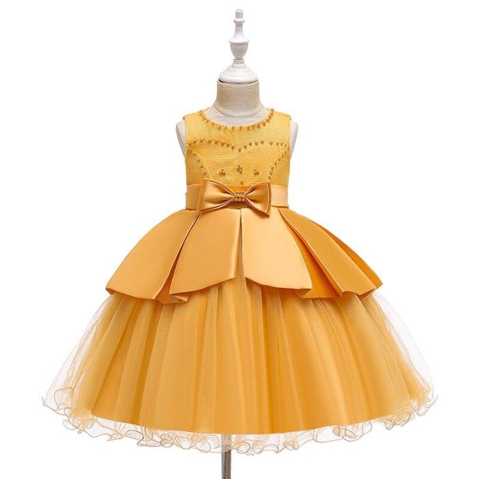 Princess  Kids Dresses For Girls Children's Costume Teenager Prom
