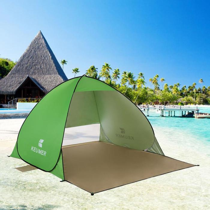 Pop up beach tent beach canopy sun shelter sun shade tent