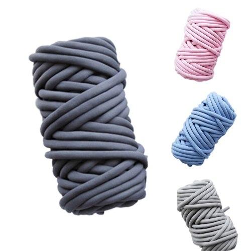 500G/Ball Chunky Yarn DIY Bulky Spin Yarn