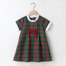 Princess Baby Girls Dress Kids Velvet Clothes