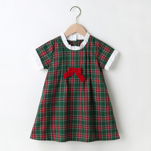 Princess Baby Girls Dress Kids Velvet Clothes