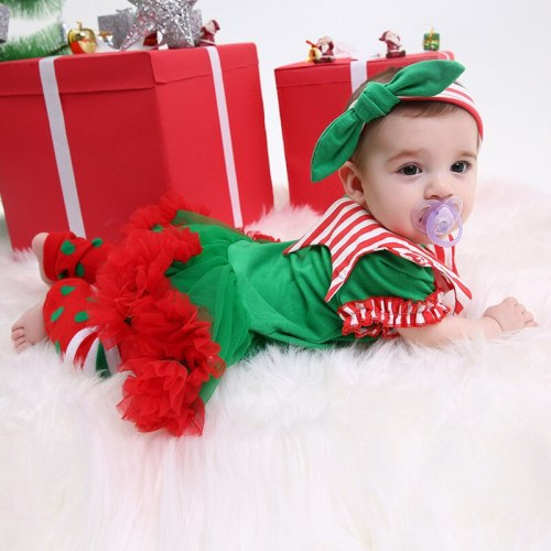 Baby girl christmas dress Kids Costume