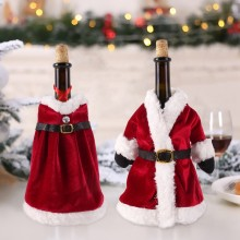 Christmas Wine Bottle Cover Xmas Gifts