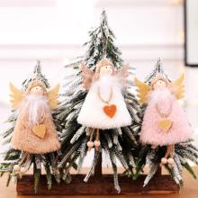 Angel Doll Christmas Ornaments Christmas Decorations for Home
