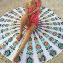 Bohemia Printed Shawl Beach Towels